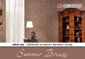 Інтер'єри AS Creation Summer Breeze