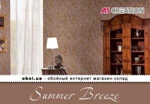 Обои AS Creation Summer Breeze