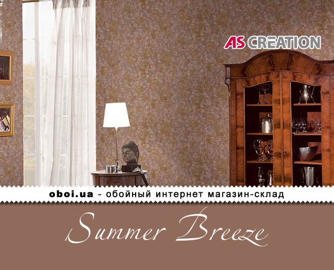 Шпалери AS Creation Summer Breeze