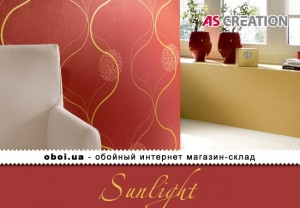 Обои AS Creation Sunlight