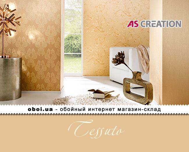 Текстильні шпалери на флізеліновій основі AS Creation Tessuto