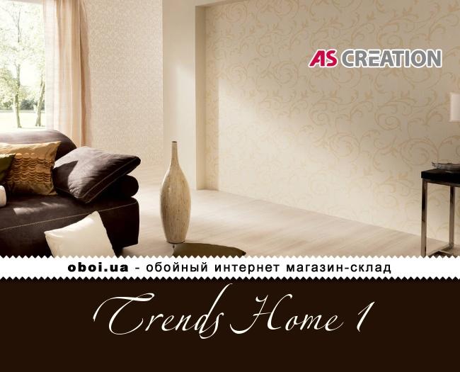 Обои AS Creation Trends Home 1