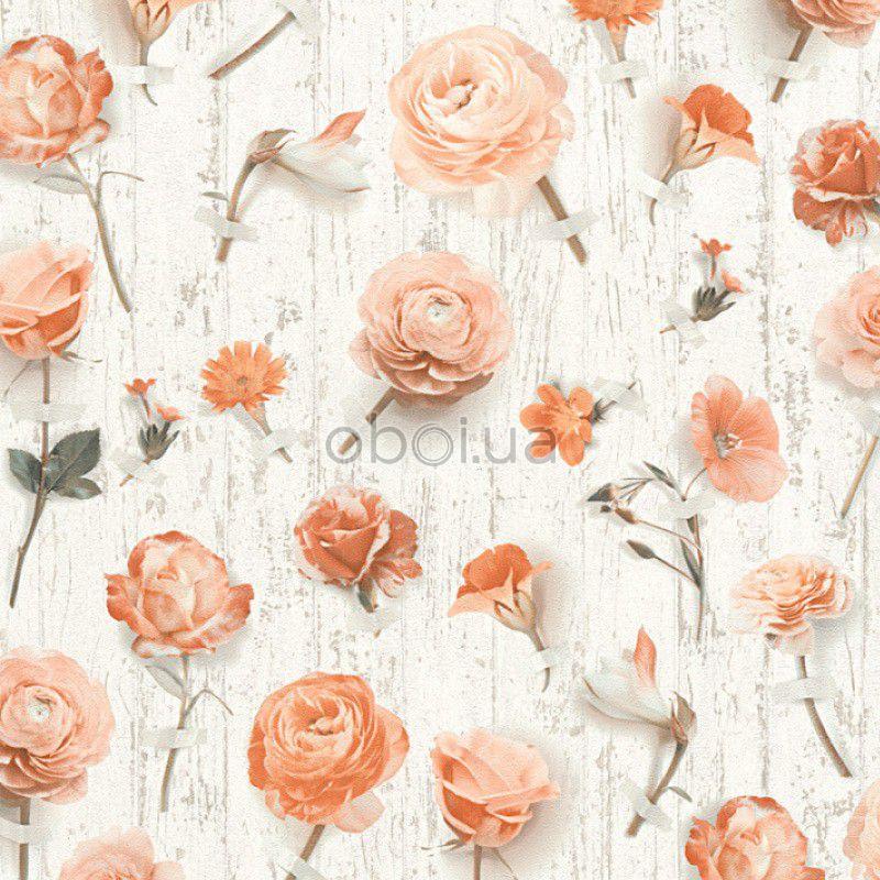 Обои AS Creation Urban Flowers 32723-2