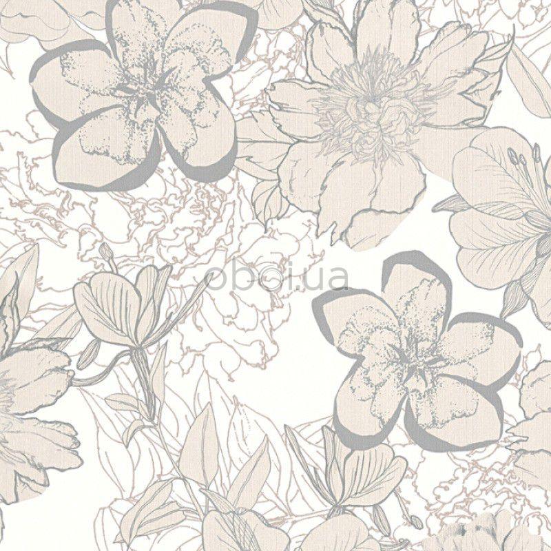 Обои AS Creation Urban Flowers 32798-1