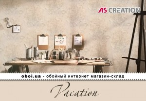 Інтер'єри AS Creation Vacation
