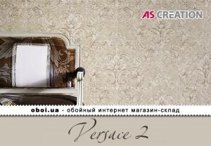 Обои AS Creation Versace 2