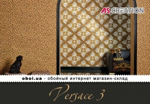 Інтер'єри AS Creation Versace 3