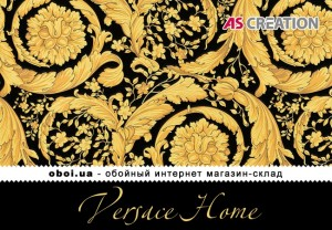 Інтер'єри AS Creation Versace Home