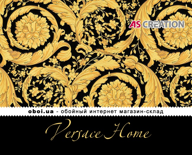 Шпалери AS Creation Versace Home