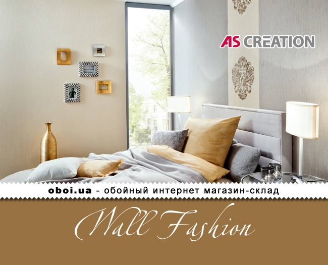 Обои AS Creation Wall Fashion