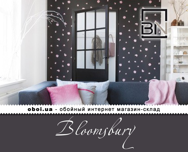 Обои BN Bloomsbury