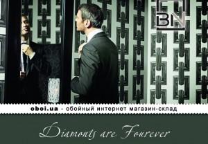 Обои BN Diamonts are Fourever