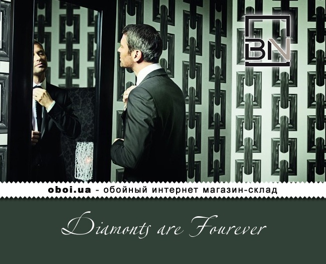 Обои BN Diamonts are Fourever