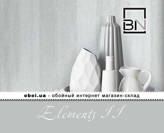 Вінілові шпалери на флізеліновій основі BN Elements II