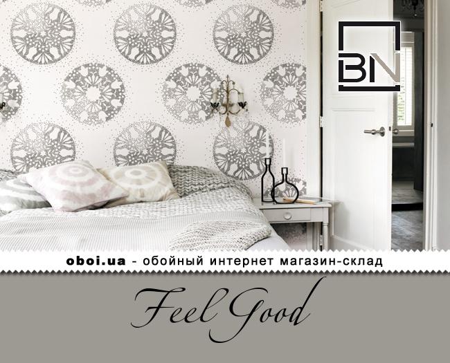 Вінілові шпалери на флізеліновій основі BN Feel Good