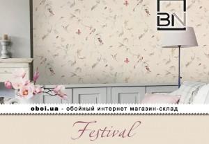 Обои BN Festival