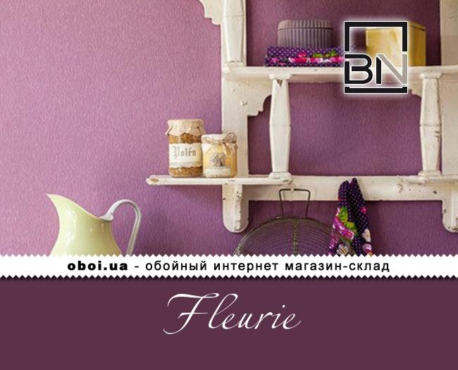 Виниловые обои на флизелиновой основе BN Fleurie