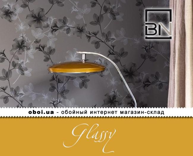 Вінілові шпалери на флізеліновій основі BN Glassy