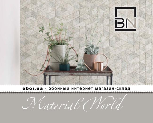 Обои BN Material World