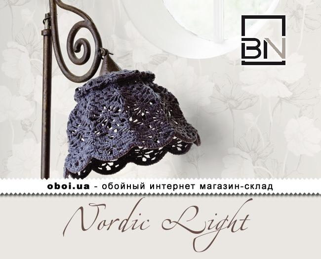 Флизелиновые обои BN Nordic Light