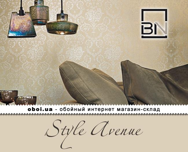 Обои BN Style Avenue