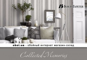 Обои Borastapeter Collected Memories