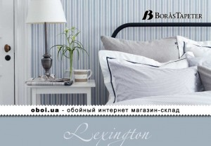 Шпалери Borastapeter Lexington