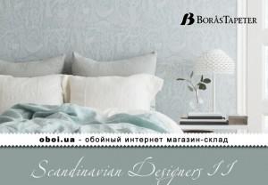 Интерьеры Borastapeter Scandinavian Designers II