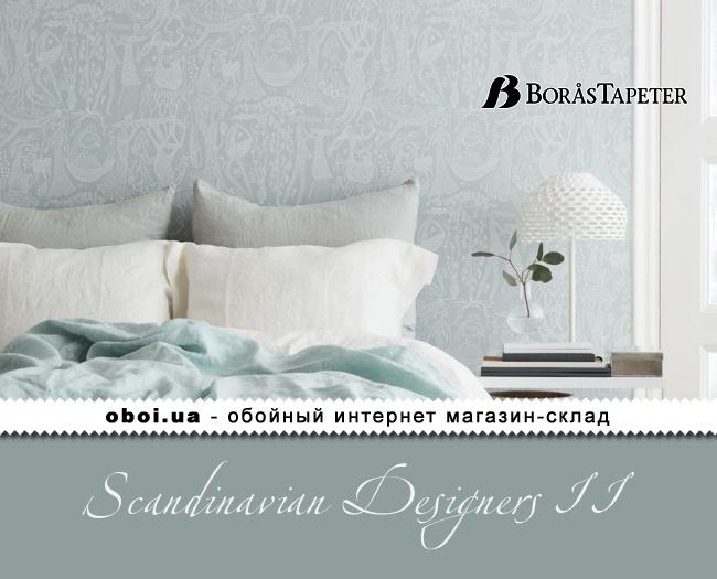 Обои Borastapeter Scandinavian Designers II
