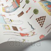 Интерьер Borastapeter Scandinavian Designers Mini 6242