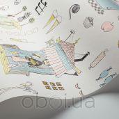 Интерьер Borastapeter Scandinavian Designers Mini 6243