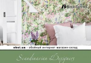 Интерьеры Borastapeter Scandinavian Designers