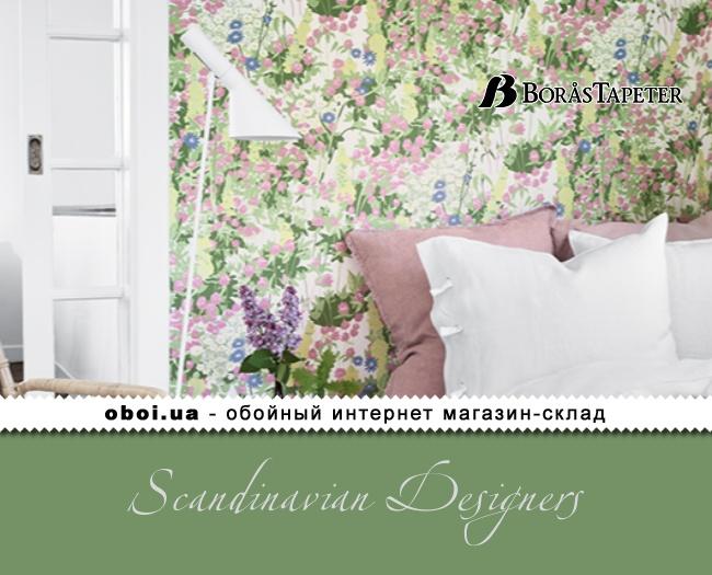 Обои Borastapeter Scandinavian Designers