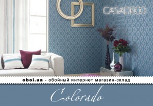 Шпалери Casadeco Colorado