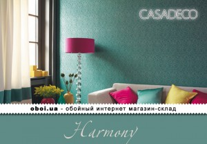 Інтер'єри Casadeco Harmony