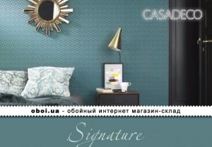 Интерьеры Casadeco Signature