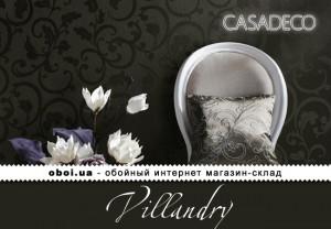 Обои Casadeco Villandry