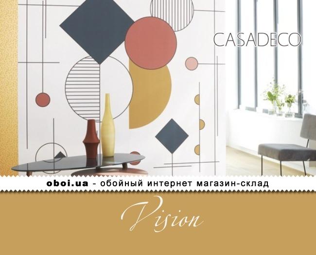 Обои Casadeco Vision
