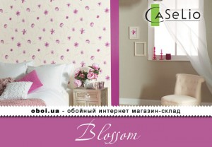 Обои Caselio Blossom
