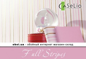 Шпалери Caselio Full Stripes