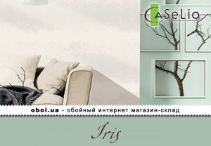 Обои Caselio Iris