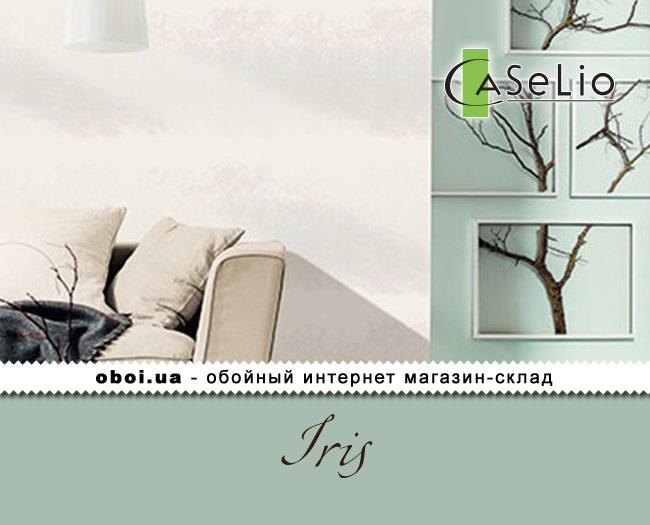 Флізелінові шпалери Caselio Iris