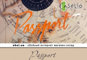 Обои Caselio Passport