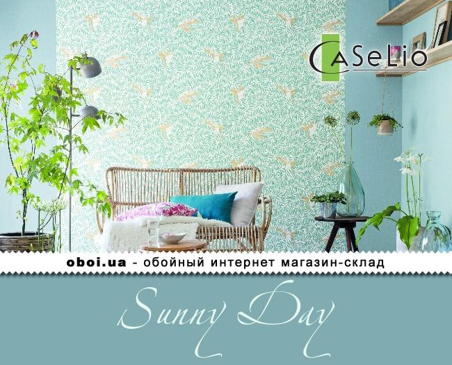 Обои Caselio Sunny Day