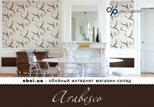 Шпалери Decoprint Arabesco