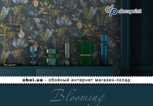Шпалери Decoprint Blooming
