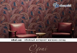 Шпалери Decoprint Ogoni