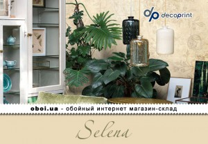 Шпалери Decoprint Selena