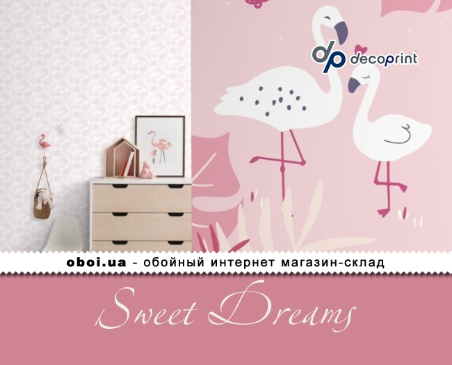 Обои Decoprint Sweet Dreams