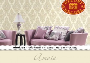 Обои Decori&Decori Amata